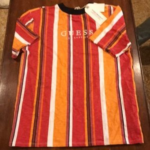 Classic Striped Guess Shirt